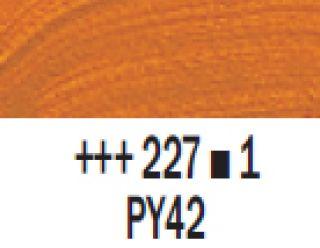 Farba akrylowa Rembrandt 40ml - 227 Żółta ochra, s1