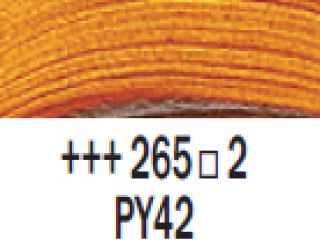Farba akrylowa Rembrandt 40ml - 265 Żółty transparentny ox., s2