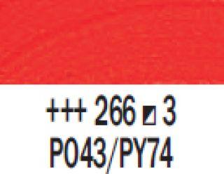 Farba akrylowa Rembrandt 40ml - 266 Pomarańczowy perm., s3