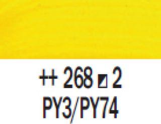 Farba akrylowa Rembrandt 40ml - 268 Żółty jasny azo, s2
