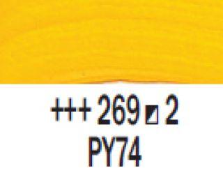 Farba akrylowa Rembrandt 40ml - 269 Żółty średni azo, s2