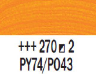 Farba akrylowa Rembrandt 40ml - 270 Żółty ciemny azo, s2