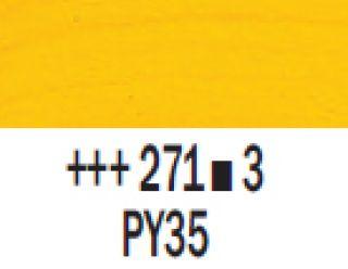 Farba akrylowa Rembrandt 40ml - 271 Żółty kadmowy średni, s3