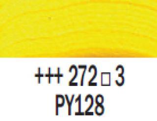 Farba akrylowa Rembrandt 40ml - 272 Żółty transp. średni, s3