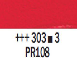 Farba akrylowa Rembrandt 40ml - 303 Czerwony kadm. jasny, s3