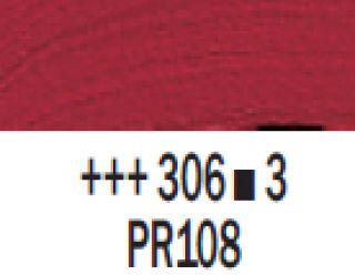 Farba akrylowa Rembrandt 40ml - 306 Czerwony kadm. ciemny, s3