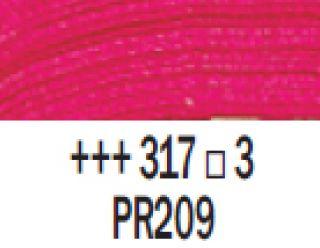 Farba akrylowa Rembrandt 40ml - 317 Czerwony tranp. średni, s3