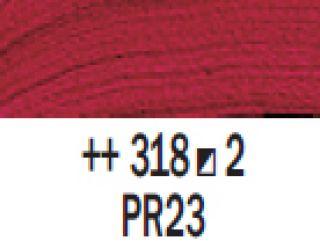 Farba akrylowa Rembrandt 40ml - 318 Karmin, s2