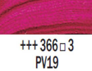 Farba akrylowa Rembrandt 40ml - 366 Róż chinakrydonowy, s3