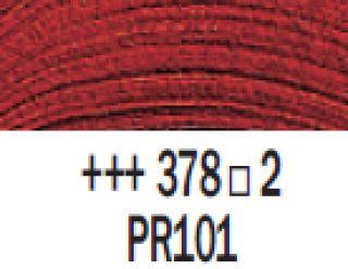 Farba akrylowa Rembrandt 40ml - 378 Czerwony transparentny ox., s2