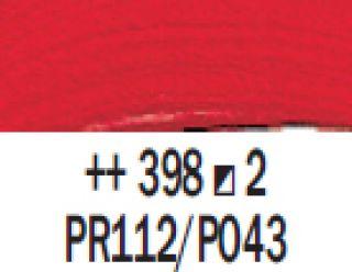 Farba akrylowa Rembrandt 40ml - 398 Czerwony ftalowy jasny, s2