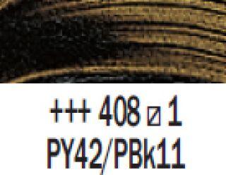Farba akrylowa Rembrandt 40ml - 408 Umbra jasna, s1