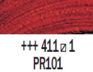 Farba akrylowa Rembrandt 40ml - 411 Siena palona, s1