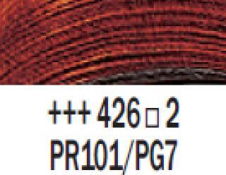 Farba akrylowa Rembrandt 40ml - 426 Brązowy transparentny ox., s2