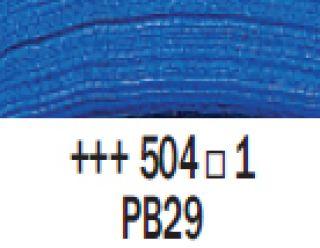 Farba akrylowa Rembrandt 40ml - 504 Ultramaryna francuska, s1