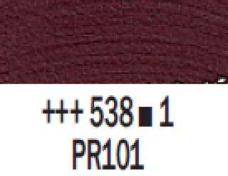 Farba akrylowa Rembrandt 40ml - 538 Fiolet marsowy, s1