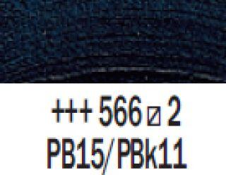 Farba akrylowa Rembrandt 40ml - 566 Błękit pruski (ftalowy), s2
