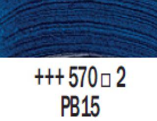 Farba akrylowa Rembrandt 40ml - 570 Niebieski ftalowy, s2