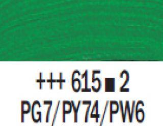 Farba akrylowa Rembrandt 40ml - 615 Zieleń Veronesa, s2