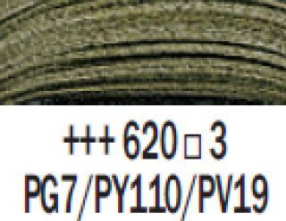 Farba akrylowa Rembrandt 40ml - 620 Zieleń oliwkowa, s3