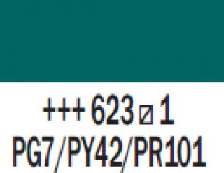 Farba akrylowa Rembrandt 40ml - 623 Zieleń soczysta, s1