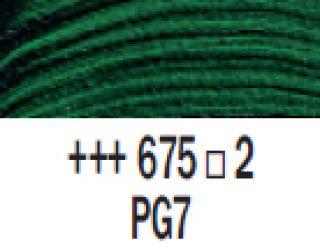 Farba akrylowa Rembrandt 40ml - 675 Niebieski zielonkawy ftalowy, s2