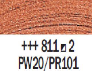 Farba akrylowa Rembrandt 40ml - 811 Brąz spiżowy, s2