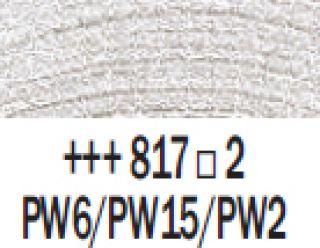 Farba akrylowa Rembrandt 40ml - 817 Biały perłowy, s2
