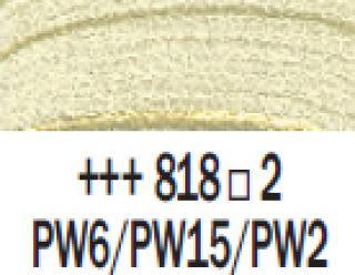 Farba akrylowa Rembrandt 40ml - 818 Żółty perłowy, s2