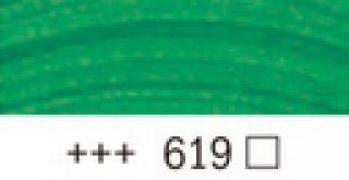 Farba akrylowa Van Gogh Talens 40ml - 619 Permanent green deep