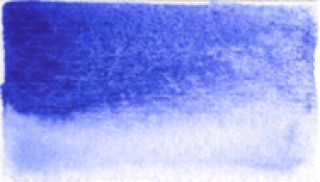 Farba akwarelowa Aquarius  - 413 Cobalt Blue Deep
