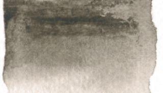 Farba akwarelowa Aquarius  - 133 Roman Black