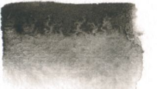 Farba akwarelowa Aquarius  - 245 Ivory Black