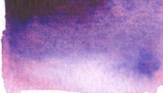 Farba akwarelowa Aquarius  - 334 Mineral Violet