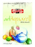 Blok akwarelowy, artAquarell 300g - A4 21x29,7cm