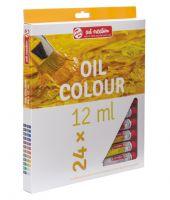 Farby olejne Art Creation - 24x12ml