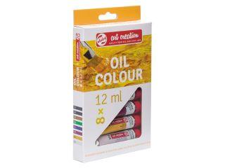 Farby olejne Art Creation - 8x12ml