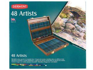 Kredki artystyczne Artists - 48 kolorów - op. drewniane