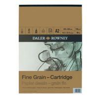 Blok Fine Grain - Cartridge 160g - A2 42x59,4cm