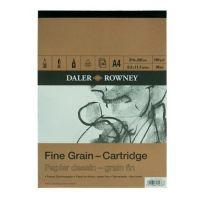 Blok Fine Grain - Cartridge 160g - A4 21x29,7cm