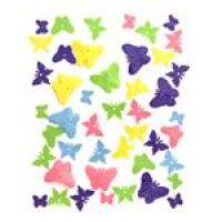 Cekiny wzory - motylki 20g