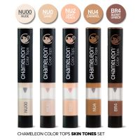 Nakładki Chameleon 5-Color Tops - Skin Tones Set