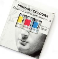 Farby akrylowe Colours komplet - 5x20ml
