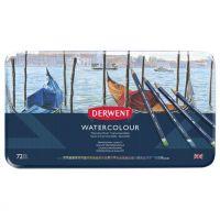 Kredki akwarelowe Watercolour - 72 kolory - op. metalowe