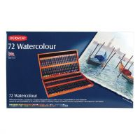 Kredki akwarelowe Watercolour - 72 kolory - op. drewniane