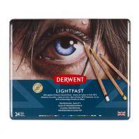 Kredki Lightfast - 24 kolory