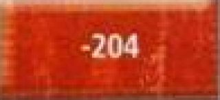 Fimo Effect 56g - 204 czerwony (przezroczysty)
