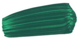 Farba akrylowa Golden Heavy Body 148ml - 1250 Permanent Green Light