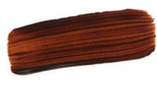 Farba akrylowa Golden Heavy Body 59ml - 1383 Transparent Brown Iron Oxide