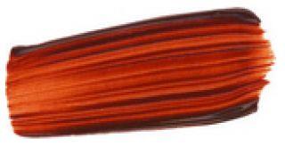 Farba akrylowa Golden Heavy Body 59ml - 1385 Transparent Red Iron Oxide